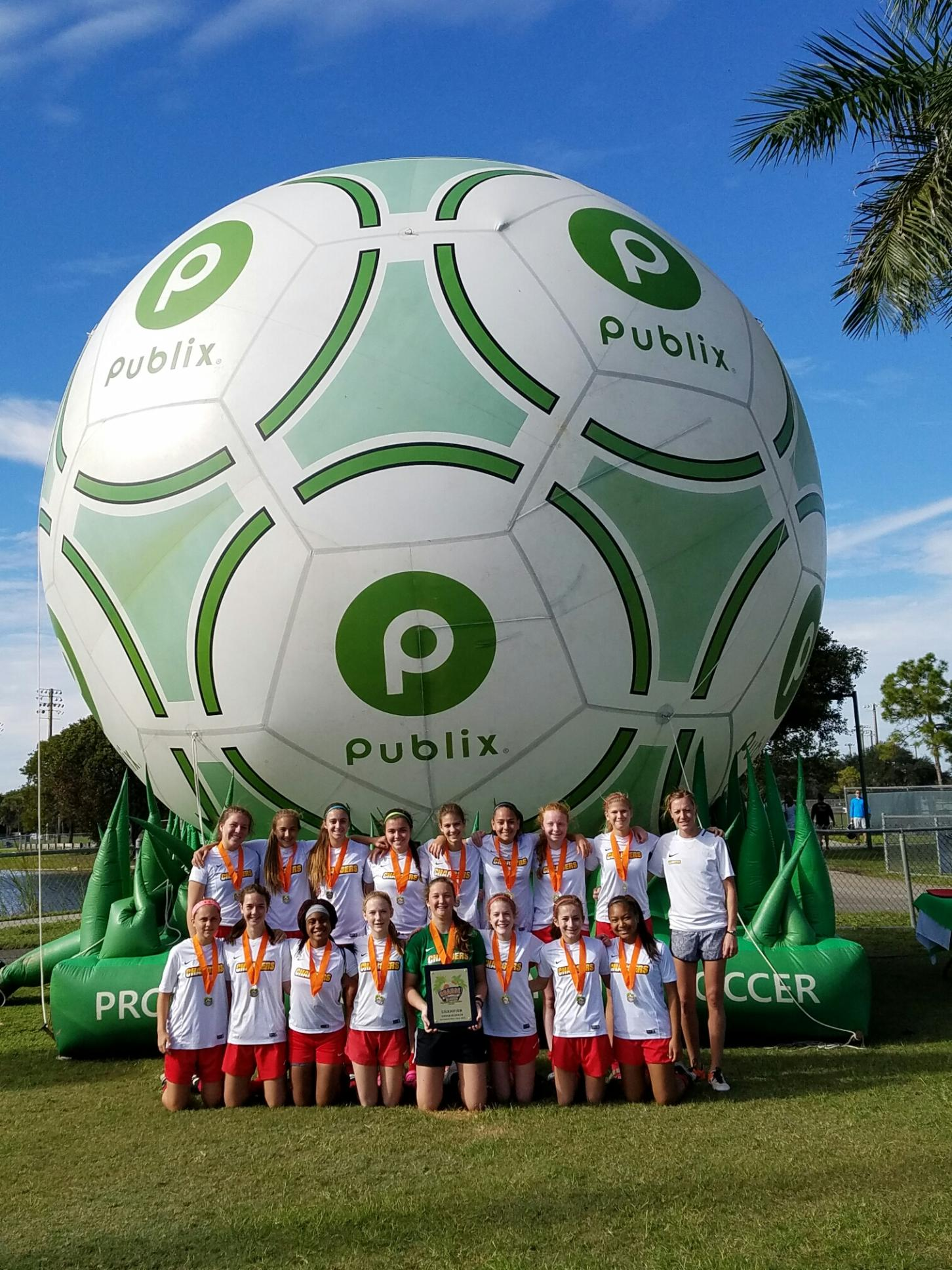 CLW G2002 Premier Team Champs at Orange Classic | Chargers Soccer Club