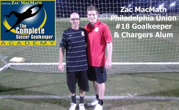 The Complete Soccer Goalkeeper Academy Winter Session Closes