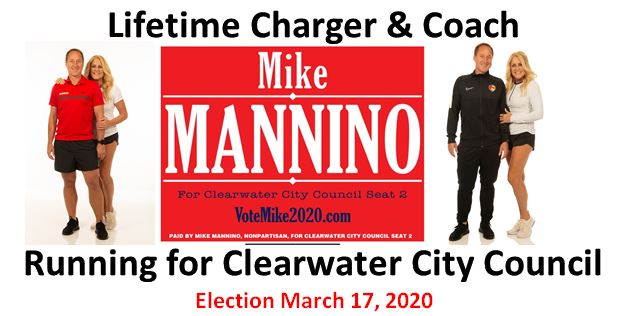 Mike Mannino Running for City Council