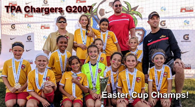 TPA G2007 Easter Cup Champs!!